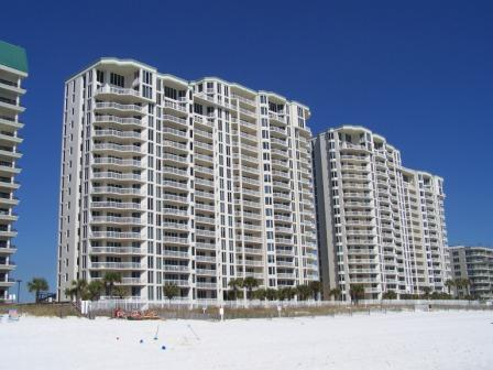 Silver Beach Towers